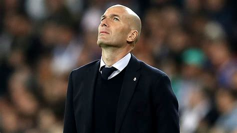 Zidane tells Real Madrid to adopt World Cup mentality for ...