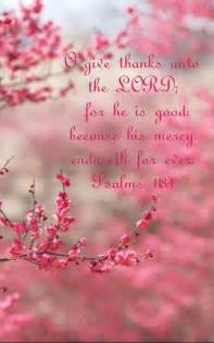 Scripture Pic Psalms 118 1