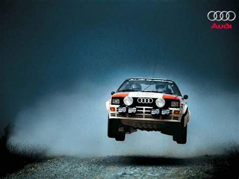 The Legendary Audi Quattro System