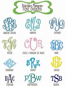 336 best embroidery in the hoop images on pinterest With best monogram fonts