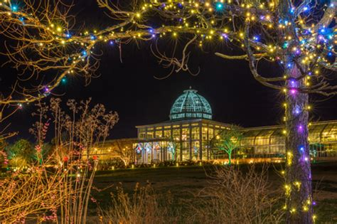 lewis ginter festival of lights shabbos 12 10 16
