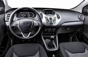 Ford Ka Interieur : une nouvelle ford ka confirm e pour l 39 europe ~ Maxctalentgroup.com Avis de Voitures