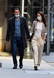 Katie Holmes - With her boyfriend out in New York-16 ...