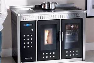 Chauffage A Granule : klover une cuisini re qui sait tout faire i granul i ~ Premium-room.com Idées de Décoration