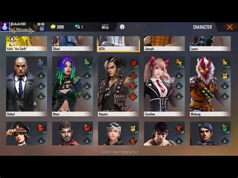 If you want to get diamonds in free fire then there's an option in the app where you have to purchase diamonds with real money via google play gift card but don't worry because we on. New character free fire in real life - YouTube