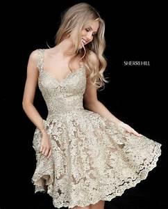 bridal formal39s club dress sherri hill homecoming With sherri hill wedding dresses 2017