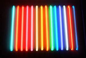 Skyline Plastic Works Manufacture Neon Colours