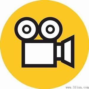 Film screenings icons vector Free vector in Adobe
