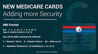 medicare cards  affect  billing process