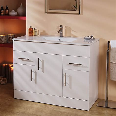 cabinet outlets kitchen avant aviva 1000mm vanity unit including toilet 6514