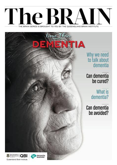 brain dementia queensland brain institute