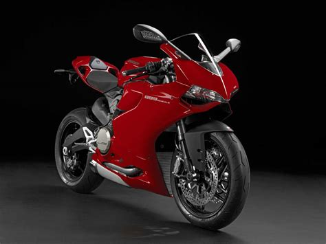 2014 ducati 899 panigale revealed motorcycle news