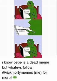 Pepe Meme Reasons To Live