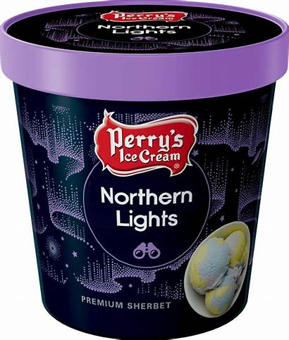 Northern Lights Ice Cream Pint Perry Flavors