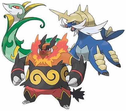 Pokemon Starters Gen Worst Unova Agreed Terrible
