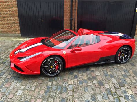 For Sale by This Is The Most Expensive 458 Speciale Aperta