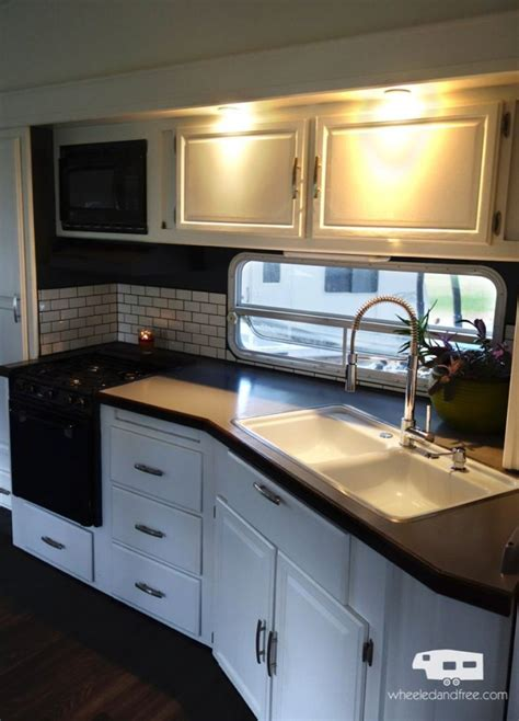 cer trailer kitchen ideas 99 best images about rv remodel ideas on rv