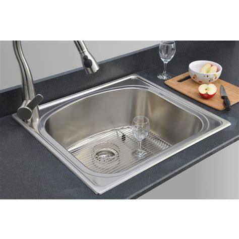 kitchen sink chicago kitchen sinks chicago stainless steel single bowl 2614