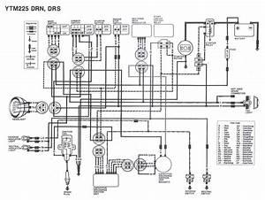 Yamaha Sr500 Wiring Diagram  59146