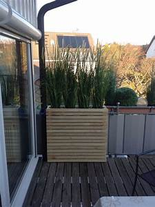 Balkon Sichtschutz Diy : sichtschutz f r neugierige nachbarn balkon pinterest decks diy and crafts and pallets ~ Whattoseeinmadrid.com Haus und Dekorationen