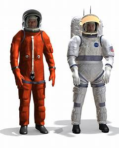 NASA - Well Suited for Space
