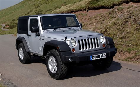 2007 Jeep Wrangler Sport (uk)