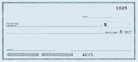 free check printing template printable personal blank check template check blank check blank everything