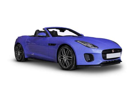 Jaguar F-type Convertible Lease Deals