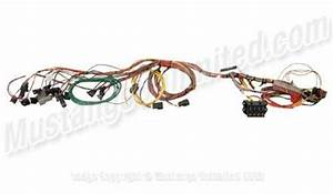 Painless Wiring Fuel Injection System Harness  Standard