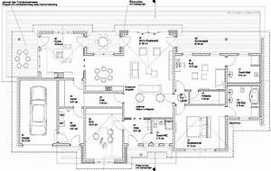 Grundriss Haus 200 Qm : winkelbungalow mit garage grundrisse grundriss bungalow ~ Watch28wear.com Haus und Dekorationen