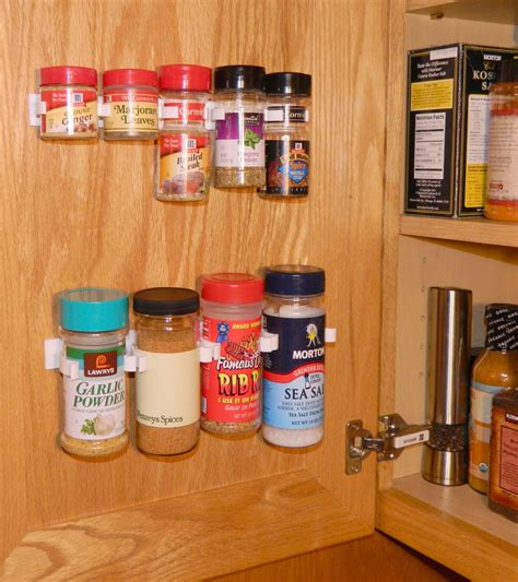 Rv Spice Rack by 7 Practical Rv Food Storage Tips That You Can Use Today