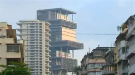 Günstigstes Haus Der Welt by Milliard 228 R Baut In Indien 700 Millionen Haus