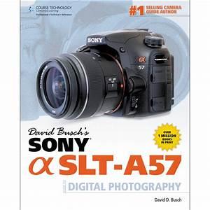 Cengage Course Tech  Book  David Busch U0026 39 S Sony Alpha