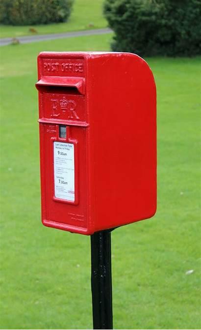 Box Mail Letter Mailbox Postal British Postbox