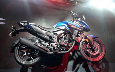 2018 Honda Xblade Unveiled At Auto Expo 2018 Bikesrepublic