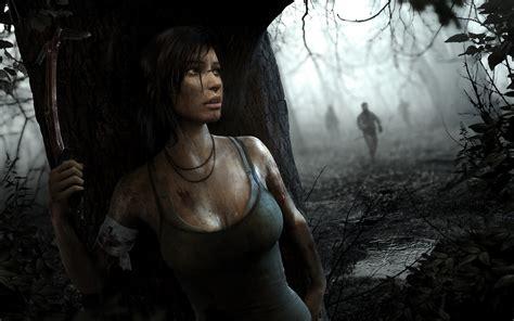 Tomb Raider 2018 Hd Wallpaper ·① Wallpapertag