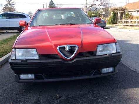 1995 Alfa Romeo 164 by 1995 Alfa Romeo 164 Quadrifoglio Sedan For Sale