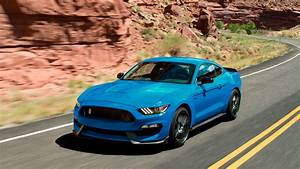 Shelby GT350 Ford Mustang Continues Unchanged for 2018 Model Year - The Drive