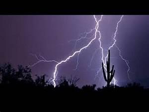 Arizona Desert Lightning Storm Timelapse - HD [4K] - GOPRO ...