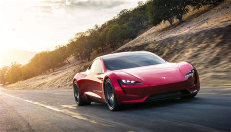 New Tesla Roadster Promises 060 Mph In 19 Sec