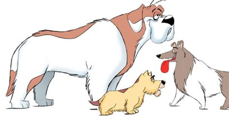How To Draw Cartoon Dogs