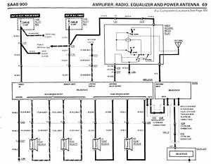 Gy 8436  Saab Fuse Box Diagram Saab Diy Wiring Diagram