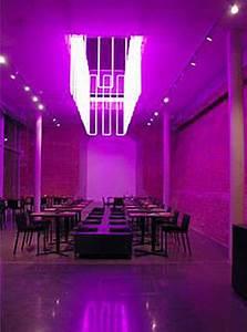 Neon  Interior Design Restaurant
