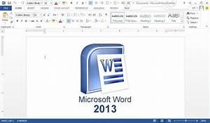 Microsoft Word 2013 Free