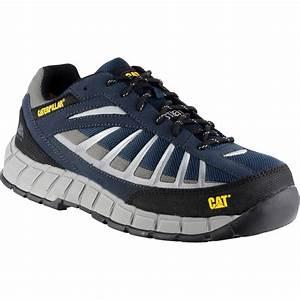 Etagère Et Casier à Chaussures : chaussures de scurit basses caterpillar coloris bleugris t ~ Dallasstarsshop.com Idées de Décoration