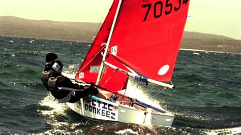 Mirror Zeilboot by Mighty Mirror Dinghy Movie Sailing Show Youtube