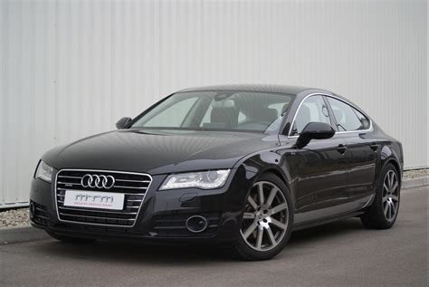 Audi A7 Picture by 2011 Audi A7 By Mtm Review Top Speed