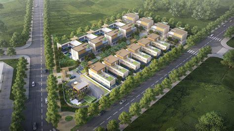 regional projects  villas construction  asia