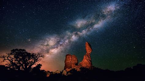 Milky Way Hd 1920x1080 Wallpapers Astronomy Pinterest