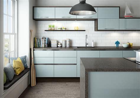 cuisine gris bleu cuisine bleu 50 suggestions de décoration